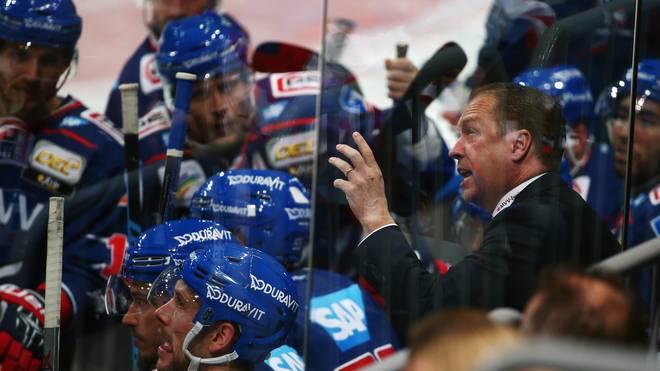 Greg Ireland wurde bei den Adler Mannheim als Trainer entlassen