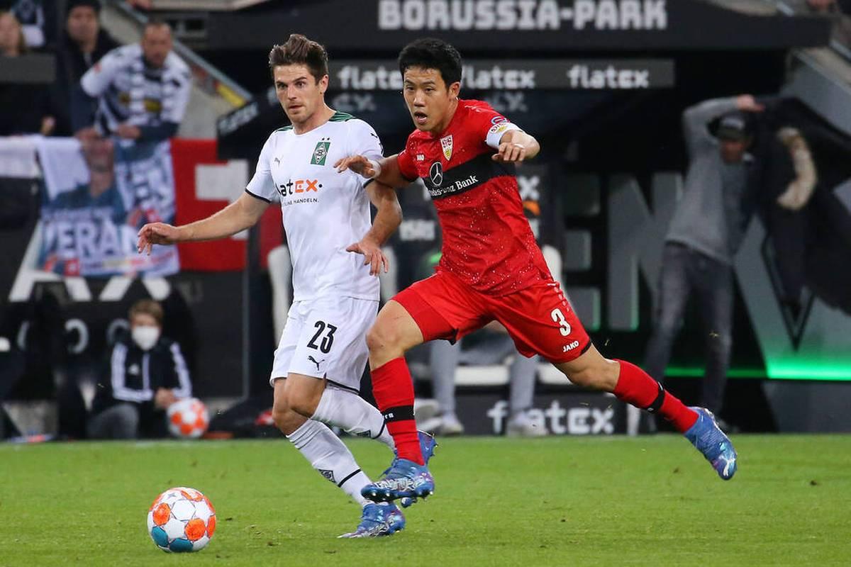 Borussia Mönchengladbach muss sich gegen den VfB Stuttgart mit einem Remis begnügen. Die Zuschauer bekommen zwei Traumtore zu sehen.