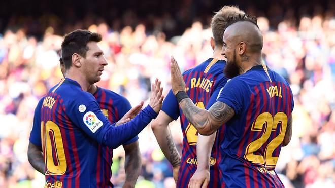 La Liga: FC Barcelona verzeichnet mit 990 Millionen Euro mit Rekordumsatz, Der FC Barcelona feierte in der vergangenen Saison die Meisterschaft