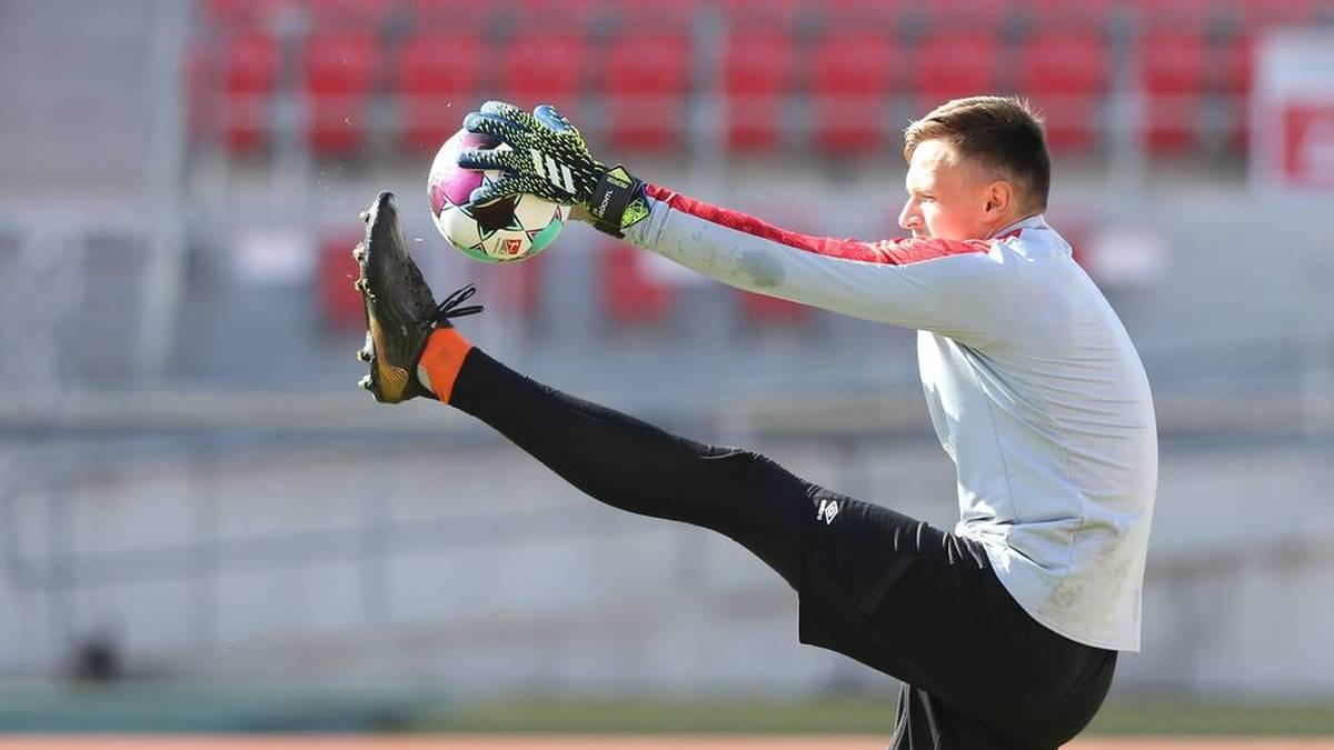 Christian Früchtl war vom FC Bayern an den 1. FC Nürnberg ausgeliehen