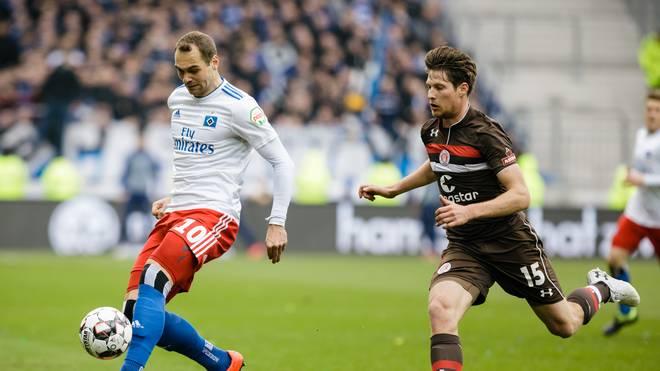 2. Liga: DFL terminiert die Spieltage drei bis acht, Der HSV und St. Pauli duellieren sich am 16. September
