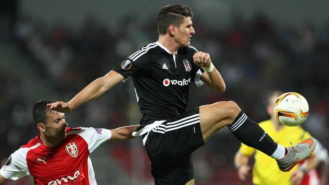 Mario Gomez Besikas Istanbul