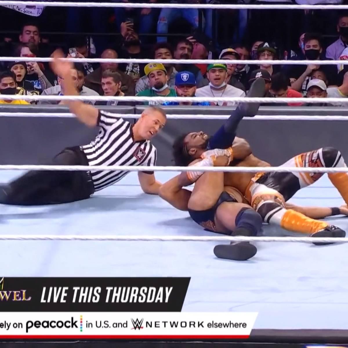 Emotionale Überraschung bei WWE