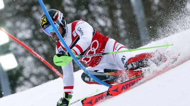 Ski-Rennläufer Marcel Hirscher hat die drittmeisten Siege im Weltcup