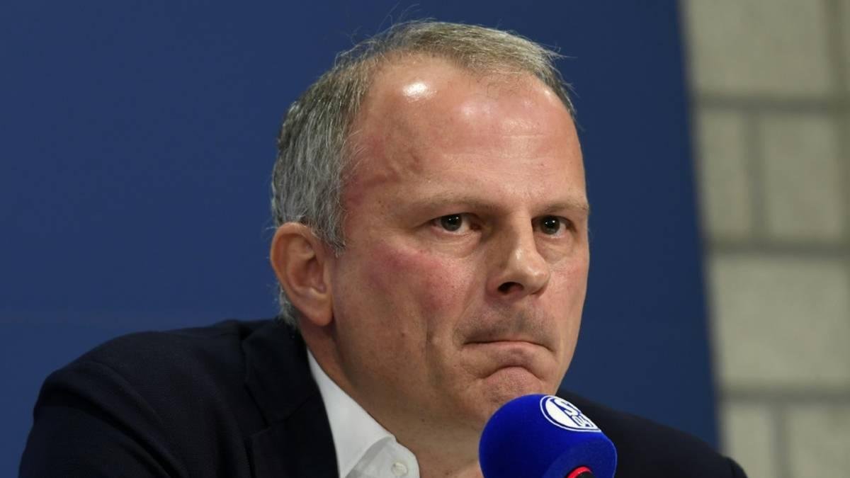 Jochen Schneider sieht eine Verbesserung des Kaders