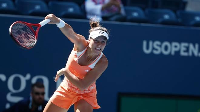 Tatjana Maria gewann ihre Zweitrunden-Partie beim Turnier in Linz