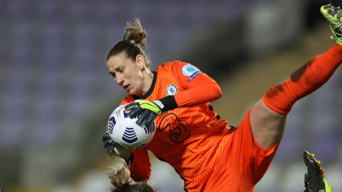 Ann-Katrin Berger bleibt beim FC Chelsea