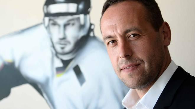 Marco Sturm ist seit Juli Bundestrainer