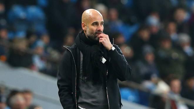 Pep Guardiola trainierte vor Manchester City den FC Barcelona und den FC Bayern