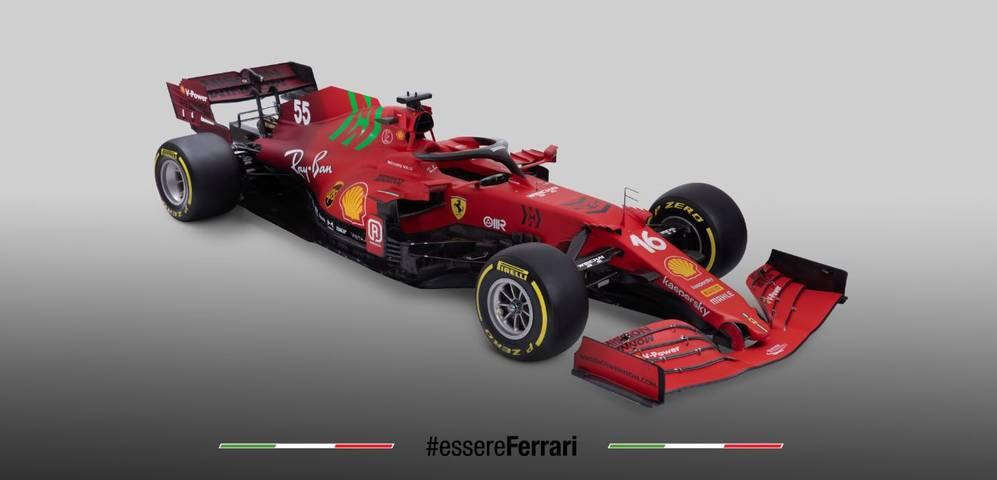 Ferrari - SF21