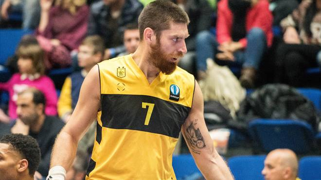 Michalis Pelekanos stand für Aris nur gut drei Minuten auf dem Feld