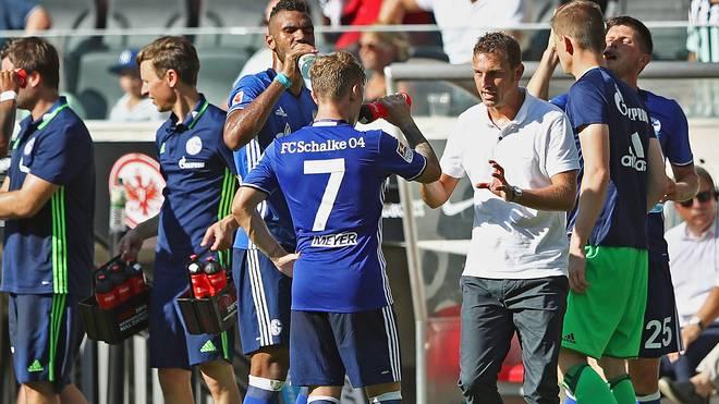 Markus Weinzierl startete zum fünften Mal mit einer Niederlage in eine Bundesligasaison