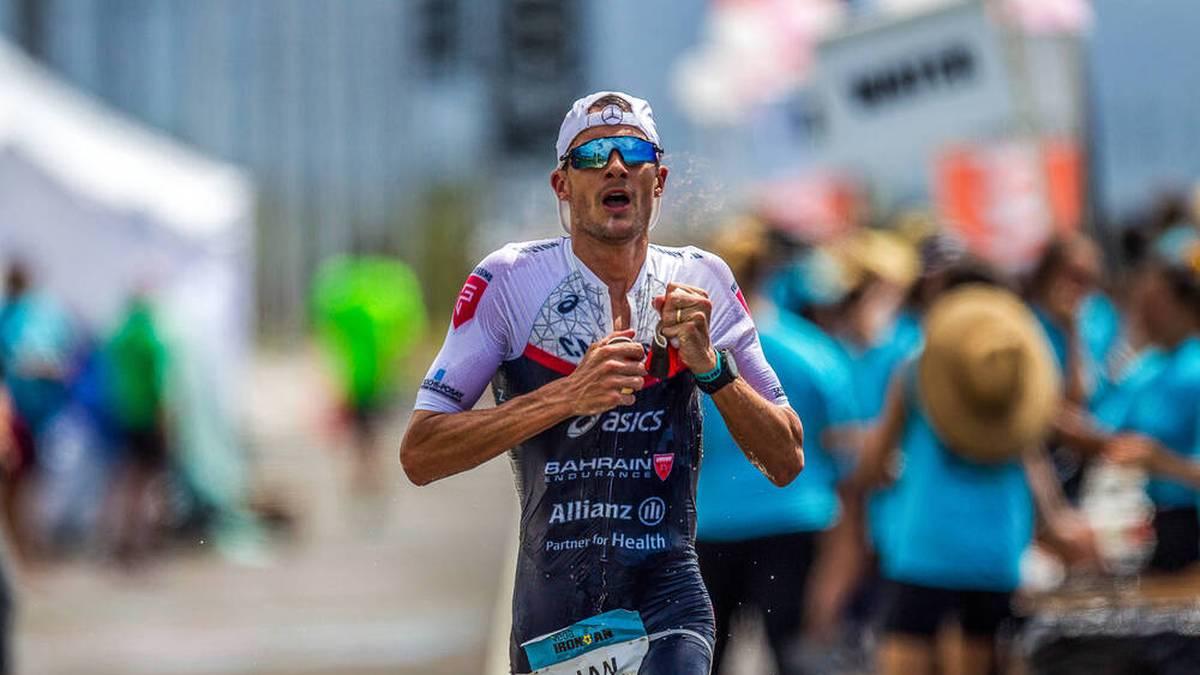 Jan Frodeno ist dreimaliger Ironman-Weltmeister