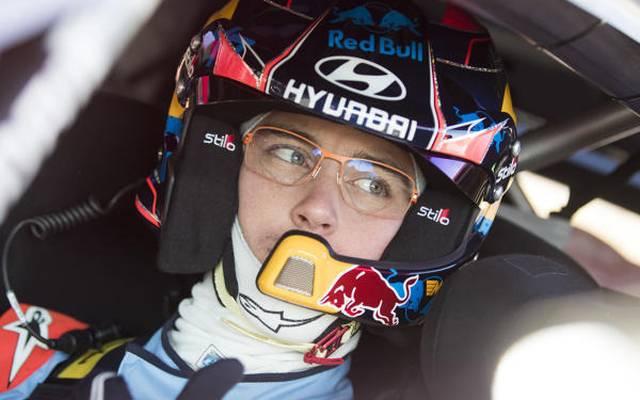 Neuville sieht Toyota in der WRC als größte Gefahr an