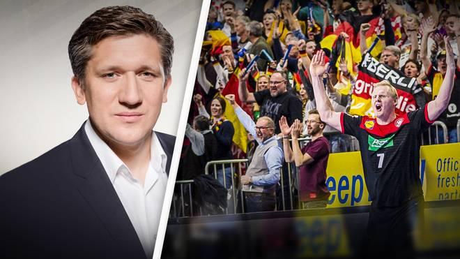 Der Deutsche Handball-Bund will versuchen, den Hype um die Heim-WM 2019 nachhaltig zu nutzen