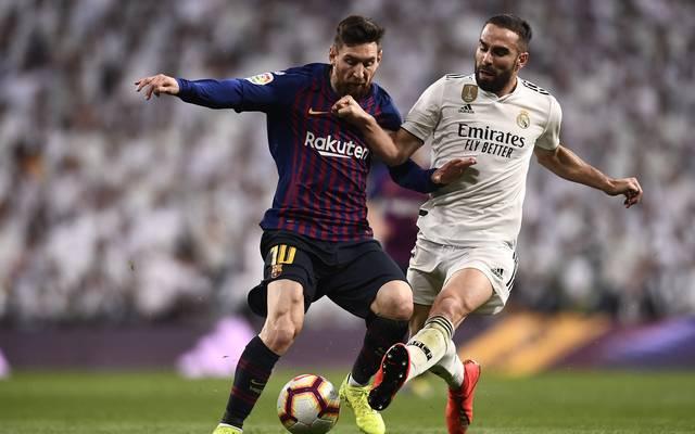 Barca und Real werden auch in Zukunft nicht am Montag aufeinander treffen