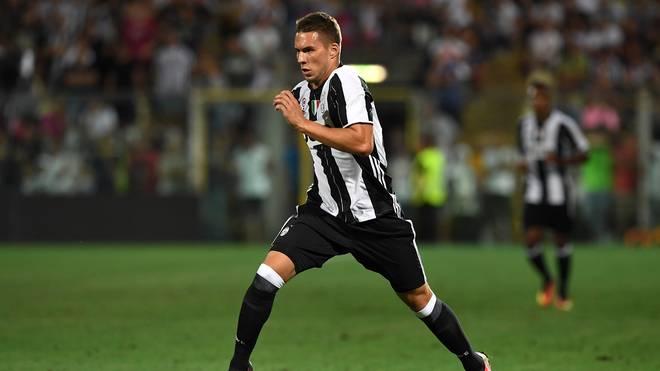 Marko Pjaca wechselte 2016 von Dinamo Zagreb zu Juventus Turin