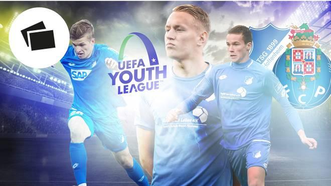 Die U19 der TSG 1899 Hoffenheim kämpft gegen den FC Porto um den Finaleinzug in der UEFA Youth League