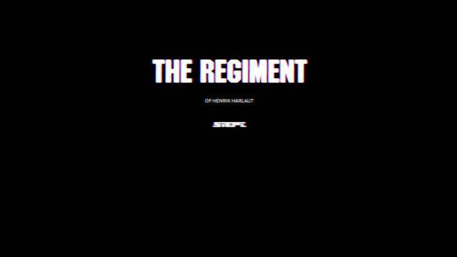 """""""The Regiment"""" – Erste Infos zum neuen 2-Jahresprojekt von Henrik Harlaut"""