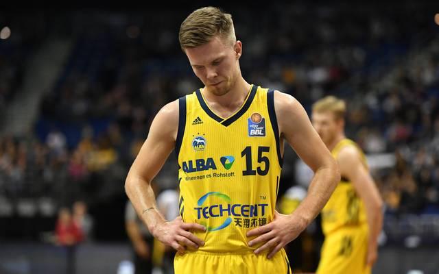 Martin Hermannsson konnte die Niederlage von ALBA Berlin trotz 16 Punkten nicht verhindern