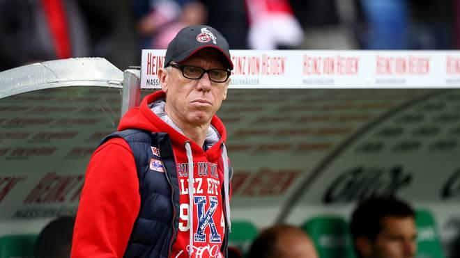 Peter Stöger möchte den kleinen Aufschwung des 1. FC Köln in der Europa League gegen Roter Stern Belgrad nutzen