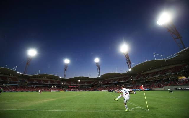Neben neun australischen Klubs spielt aktuell auch Wellington Phoenix aus Neuseeland in der A-League.