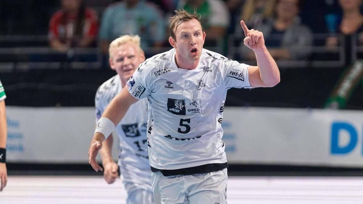 Sander Sagosen steht noch bis 2023 beim THW Kiel unter Vertrag