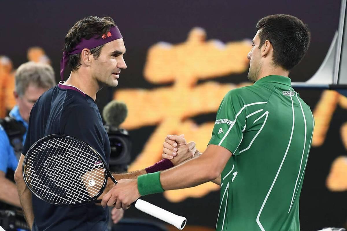 Wegen der Corona-Pandemie wird die Tennis-Weltrangliste teils noch immer nach besonderen Regeln berechnet. Topstars wie Roger Federer, Rafael Nadal und auch Novak Djokovic profitieren davon.