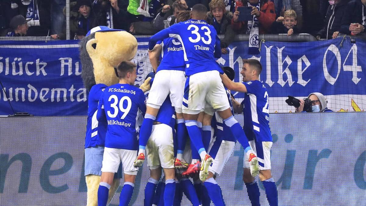 Schalkes emotionaler Höhepunkt