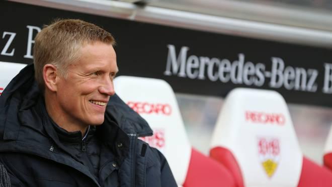 Jan Schindelmeiser ist Sportvorstand beim VfB Stuttgart