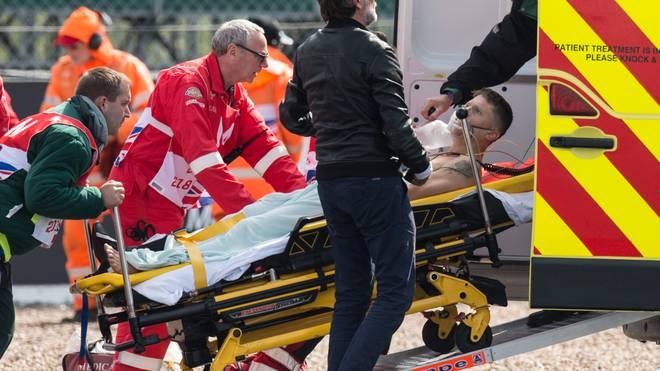 Tito Rabat war im August schwer gestürzt