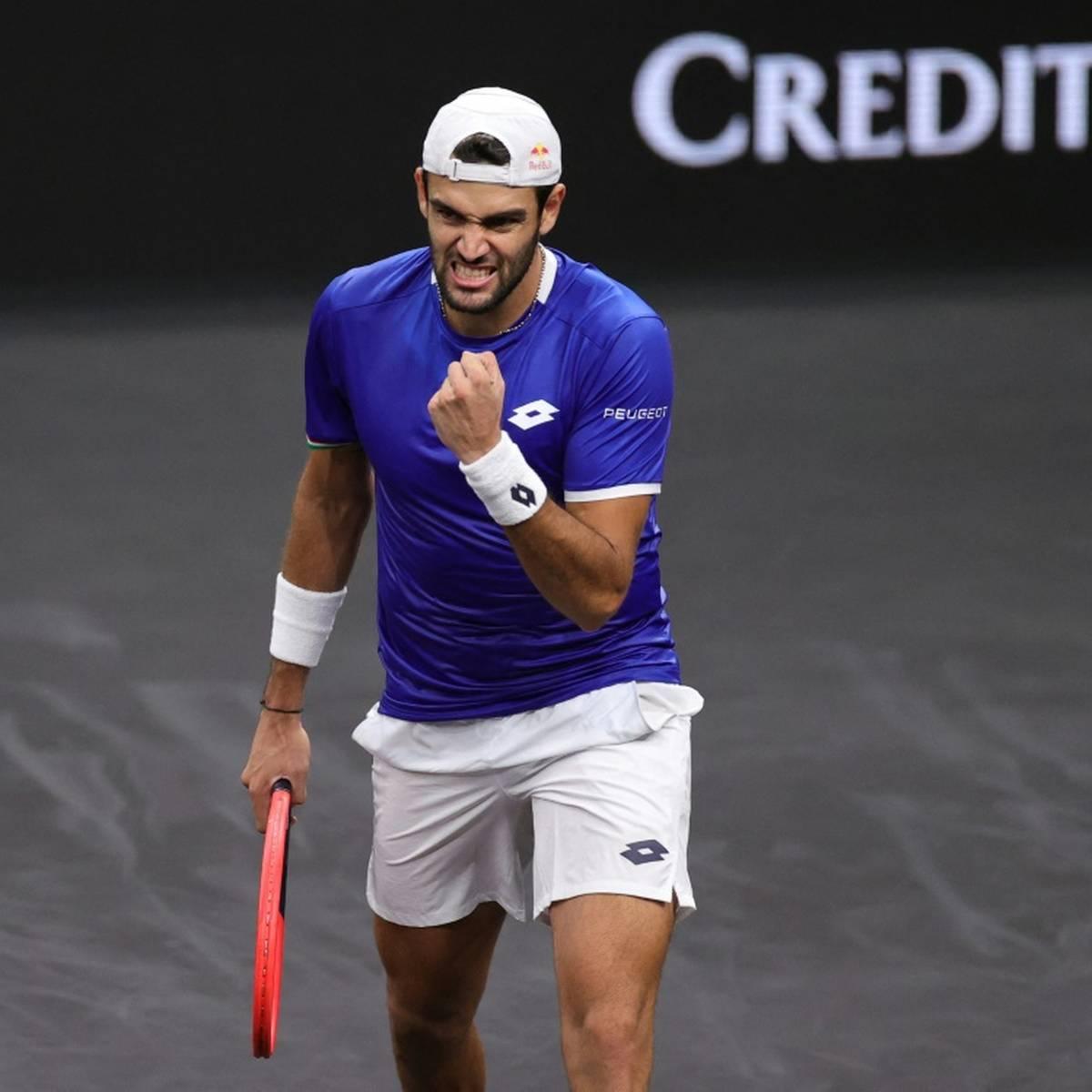 Auch Berrettini für ATP Finals qualifiziert