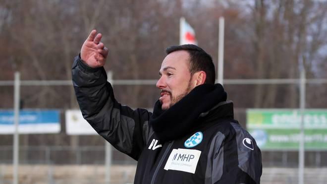 Paco Vaz ist erst seit einigen Tagen Cheftrainer der Stuttgarter Kickers