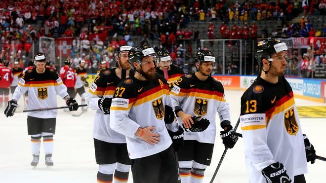 Switzerland v Germany - 2015 IIHF Ice Hockey World Championship