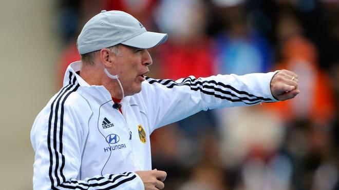 Bundestrainer Markus Weise