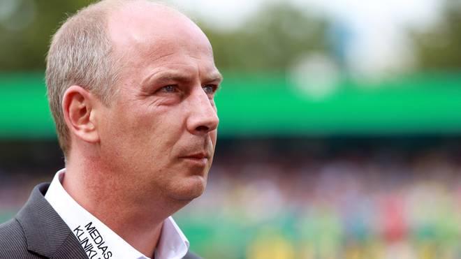 Wacker Burghausen v Borussia Dortmund - DFB Cup