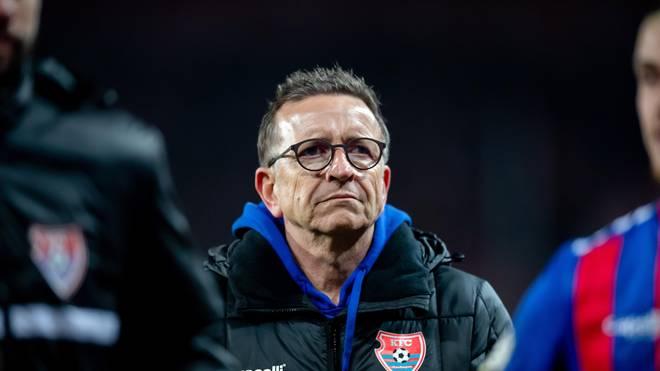Norbert Meier bekommt einen neuen Assistenten