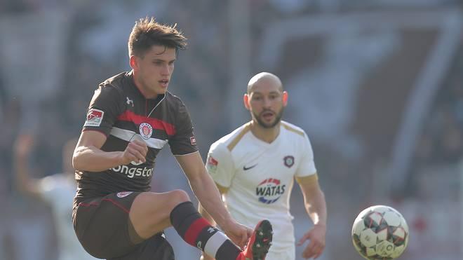 Luca-Milan Zander fällt bis zum Saisonende aus
