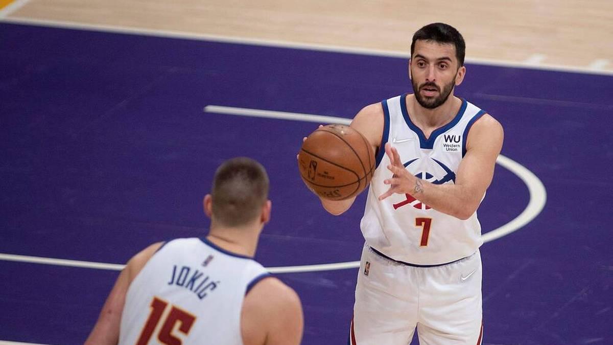 Die Denver Nuggets sind aus den NBA-Playoffs ausgeschieden