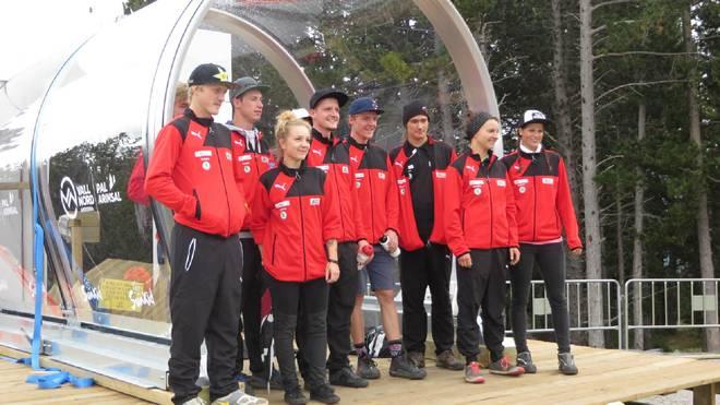 Das ist unser Team für die Downhill-WM 2016