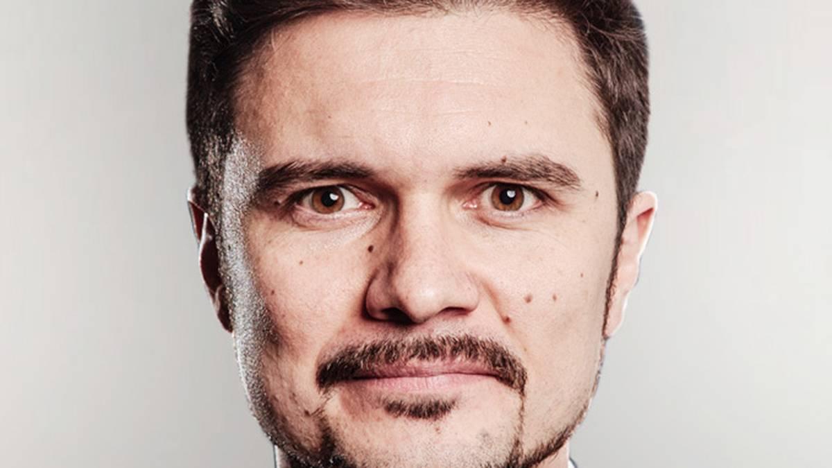 SPORT1-Redakteur Maximilian Miguletz