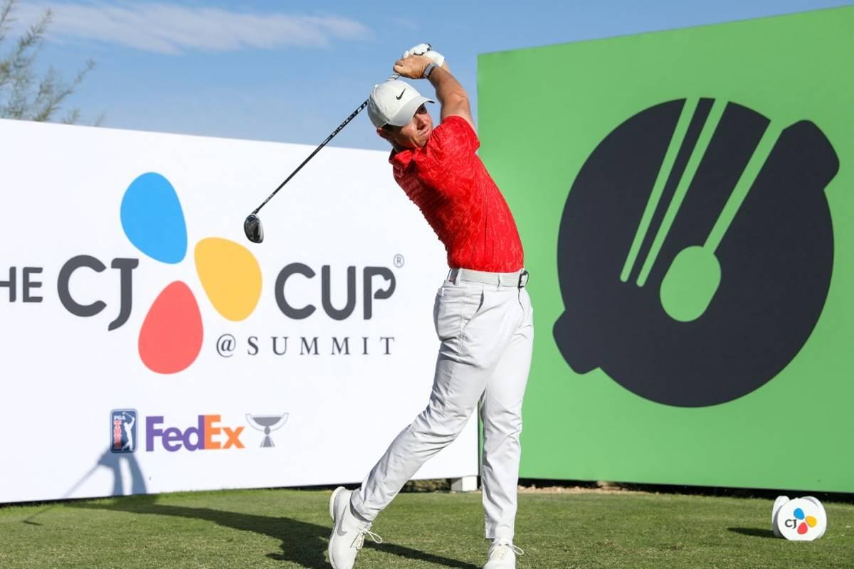 Golf-Star Rory McIlroy hat beim CJ Cup in Las Vegas seinen 20. Titel auf der PGA-Tour gewonnen. Der 32 Jahre alte Nordire setzte sich nach einer 66er-Runde mit einem Schlag Vorsprung auf den US-Amerikaner Collin Morikawa durch.
