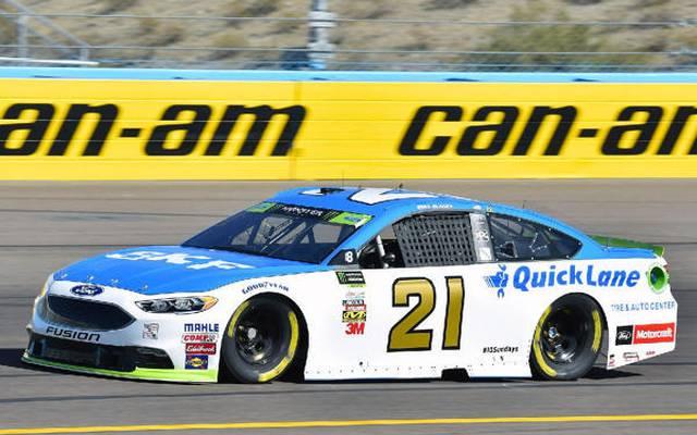 Wichtige Pole-Position für Ryan Blaney im Kampf um den Einzug ins NASCAR-Finale