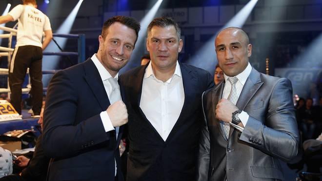 Juergen Braehmer v Eduard Gutknecht  - WBA Light Heavyweight World Championship