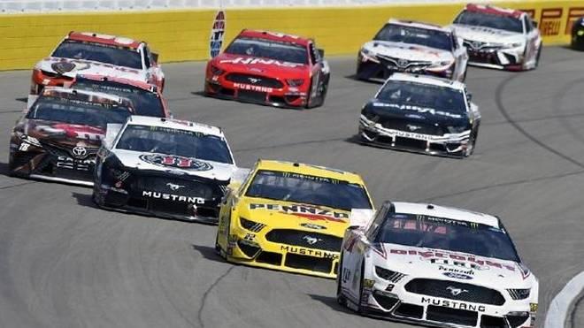 Für drei NASCAR-Strecken wurde das Basis-Aeropaket erweitert