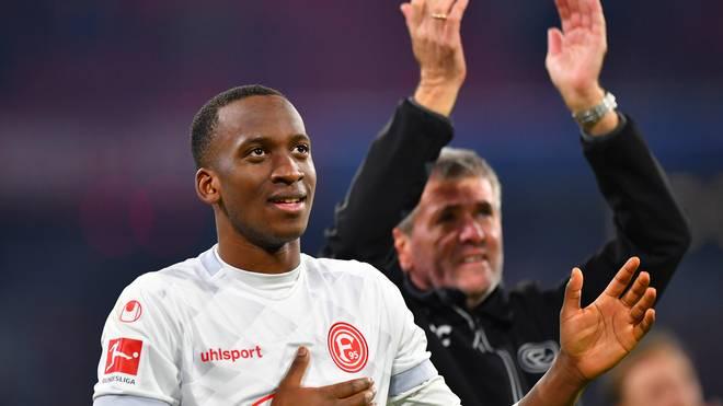 Dodi Lukebakio - Fortuna Düsseldorf