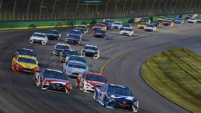 Steht NASCAR im Jahr 2020 vor einer Kalender-Revolution?