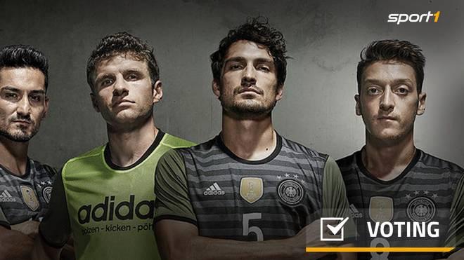 DFB Spieler im Trikot