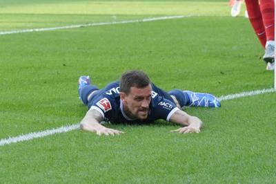 Simon Zoller wird dem VfL Bochum lange fehlen. Der Angreifer zieht sich einen Kreuzbandriss zu. Die Verletzung ereignete sich im Training.