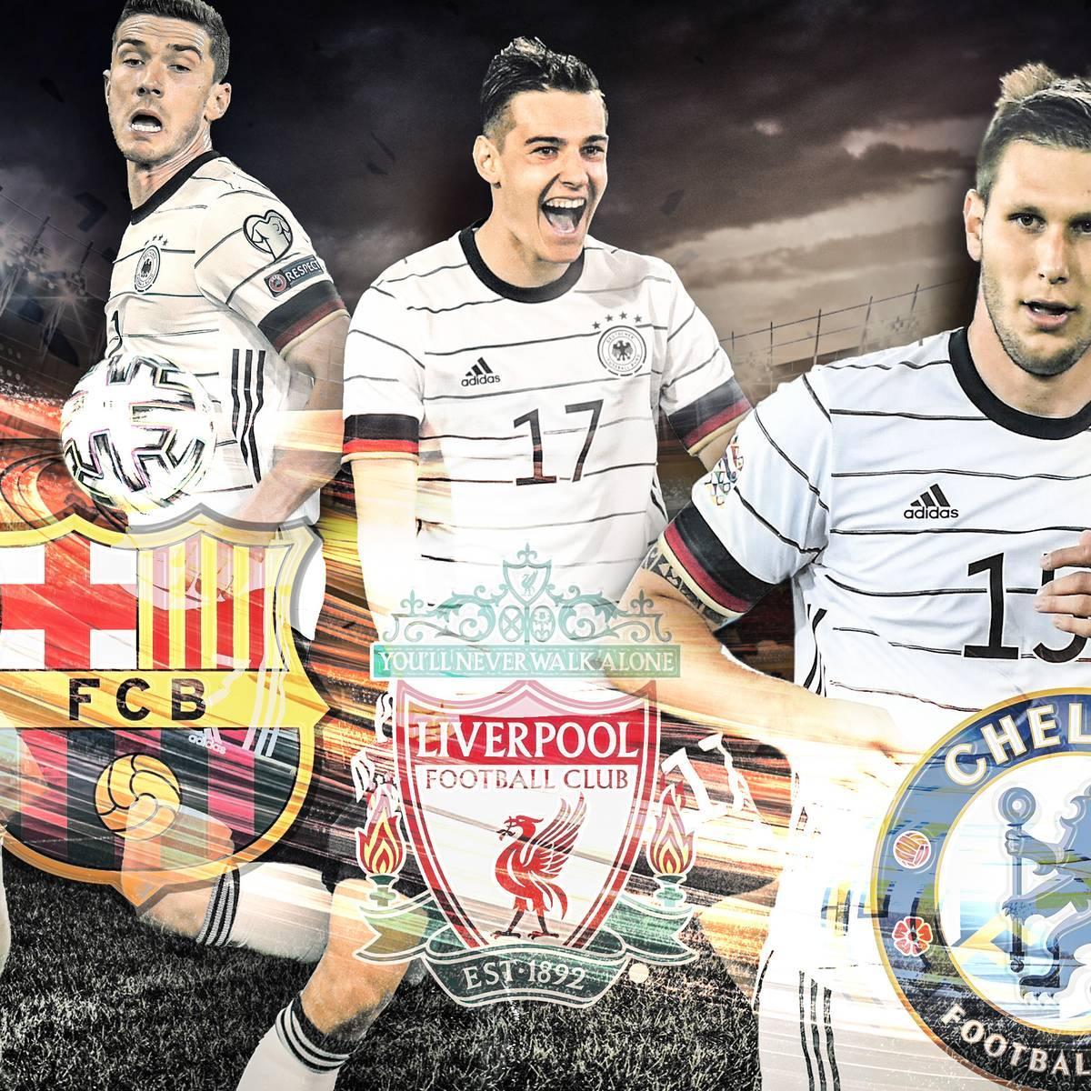 Schaufenster EM: Diese DFB-Stars spielen um ihre Zukunft